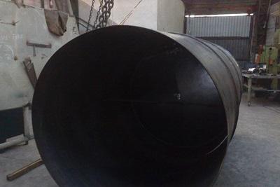 Fabricante de Curvas Calandradas